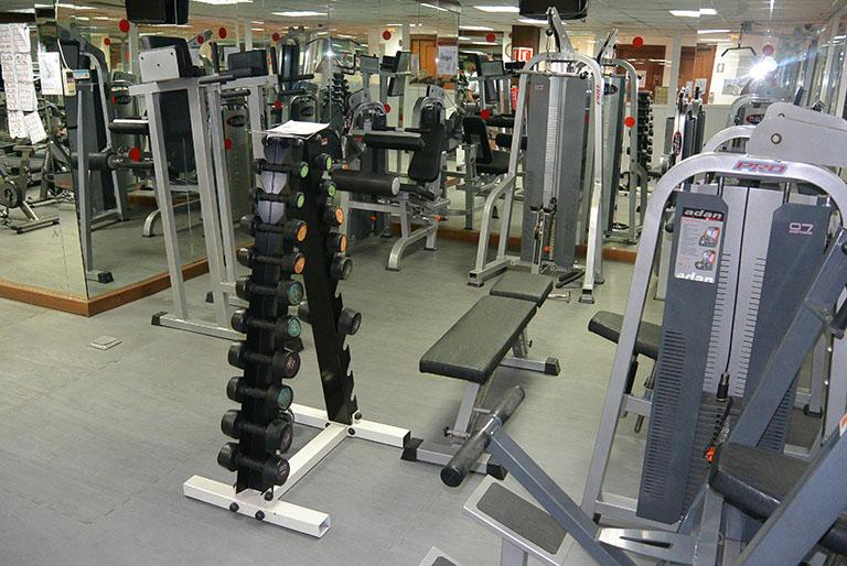 Alanda gym