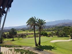 Bandama golf2