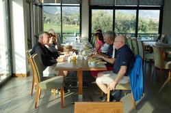 Golfskola frukost