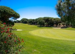 Nuevo Portil golfbana3