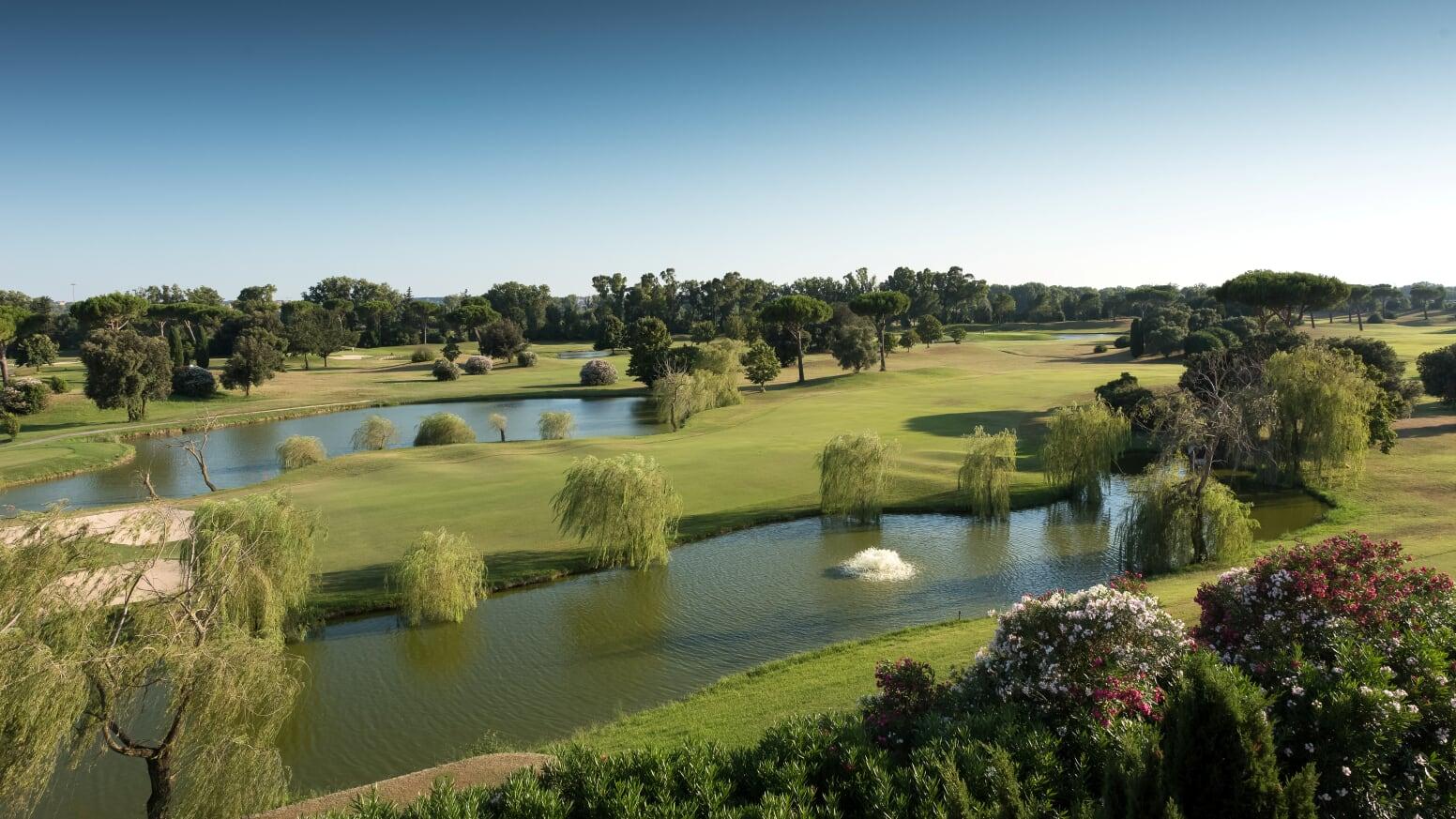 Golf Parco golfbana2