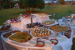 Cypern dessert