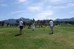 Golfskola 1a Tee