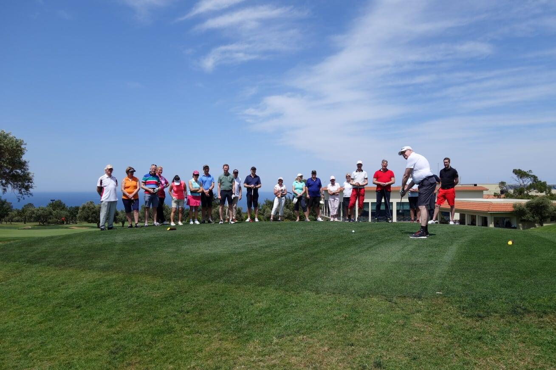 Golfskola_första_Tee