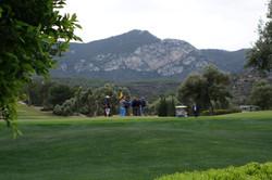 Golfskola golfsnack