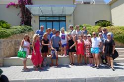 Cypern stranddags
