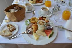 Hotel HvideKlit frukost