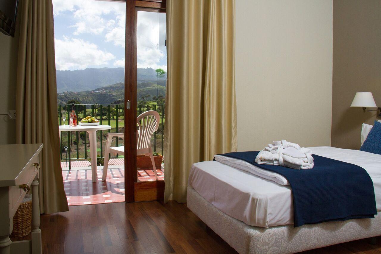 Bandama Hotel balkong