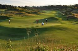 Sand golfbana3