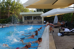 Cypern vattengympa