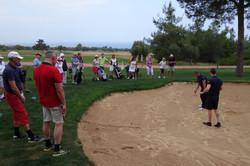 Golfskola_bunkerträning