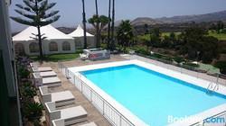 Bandama Hotel poolbild
