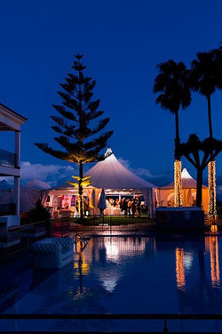 Hotel Bandama pool