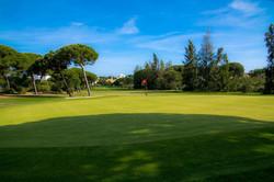 Nuevo Portil golfbana1