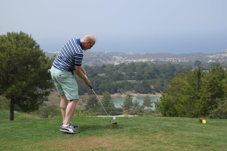 Golfskola Tee 5