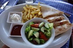 Cypern lunch2