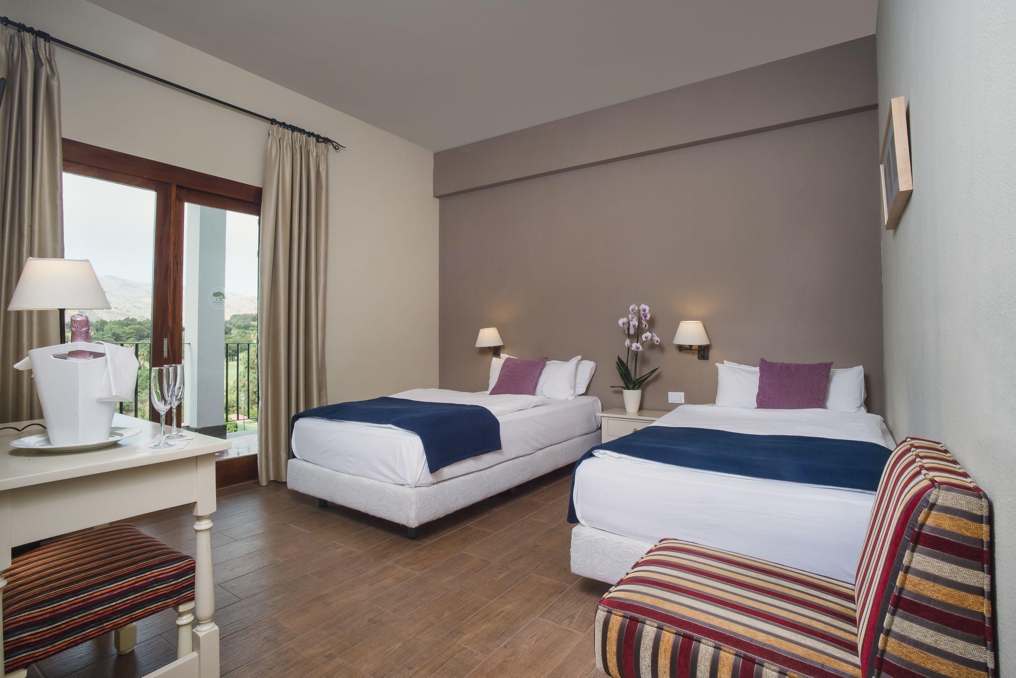 Hotel Bandama rum