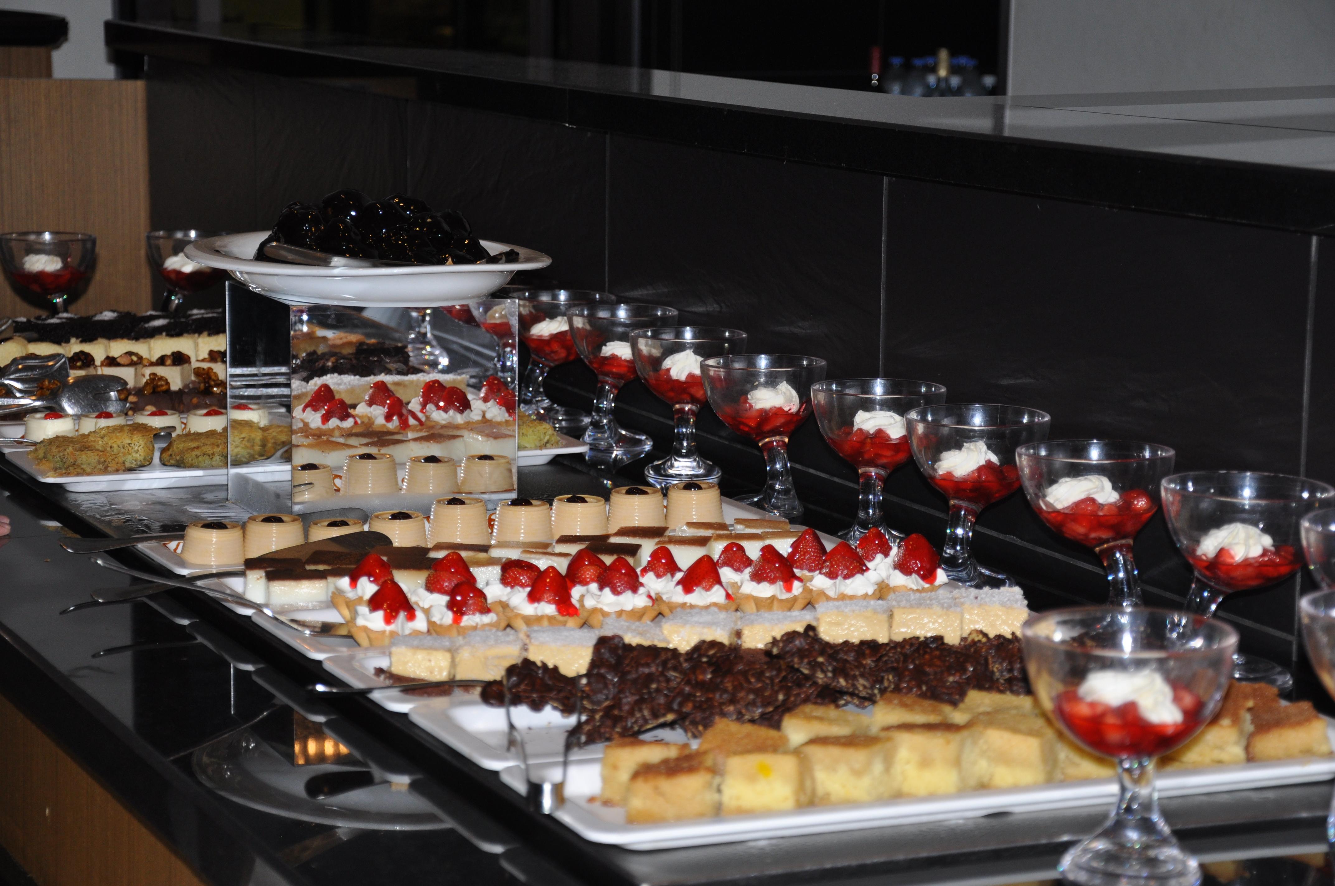 Korineum dessert