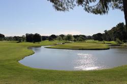 Golf Parco golfbana