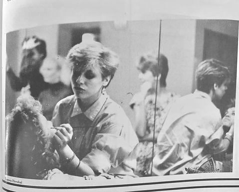sarah renshaw makeup artist