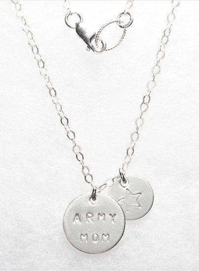 "Army Mom - 1/2"" & 3/8"""