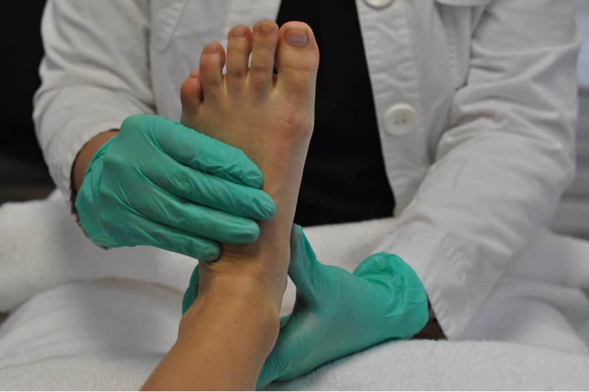 Advanced Nursing Foot Care
