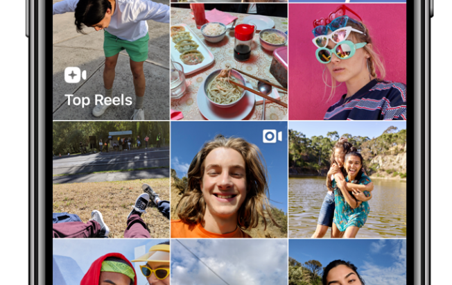 Instagram's New Competitive Look-alike TikTok Feature Comes Out In Brazil