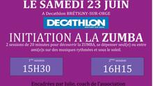 Marathon Fitness le 23 juin 2018