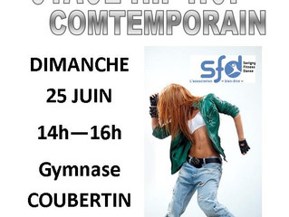 Hip hop Comtemporain