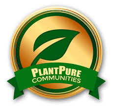 I was a featured Group Leader in PlantPure Communities