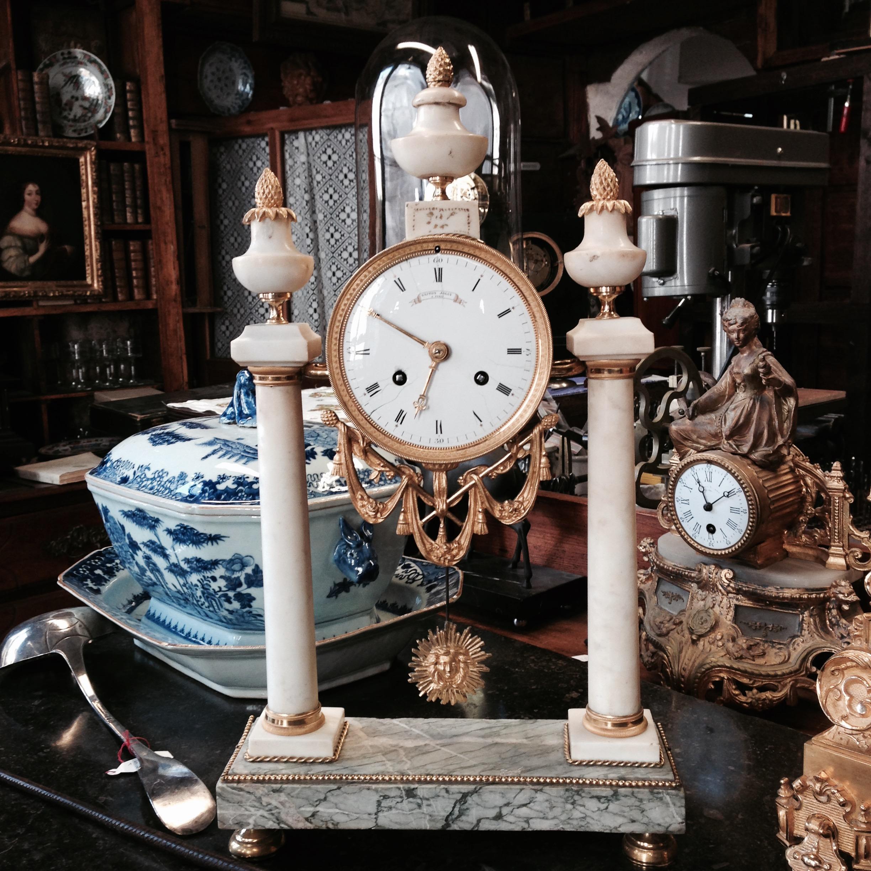 座鐘1- 19世紀