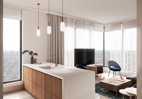 Utopia Living Luxury Apartments