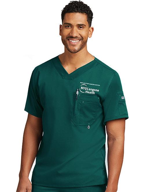 Grey's Anatomy Scrubs Men's V-Neck Scrub Top