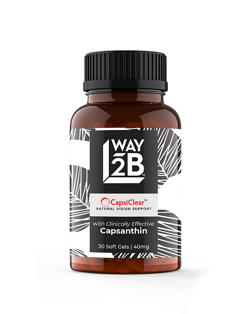 Way2B Capsiclear - 30 Soft Gels