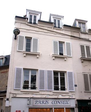 Réhabilitation Auteuil, Paris