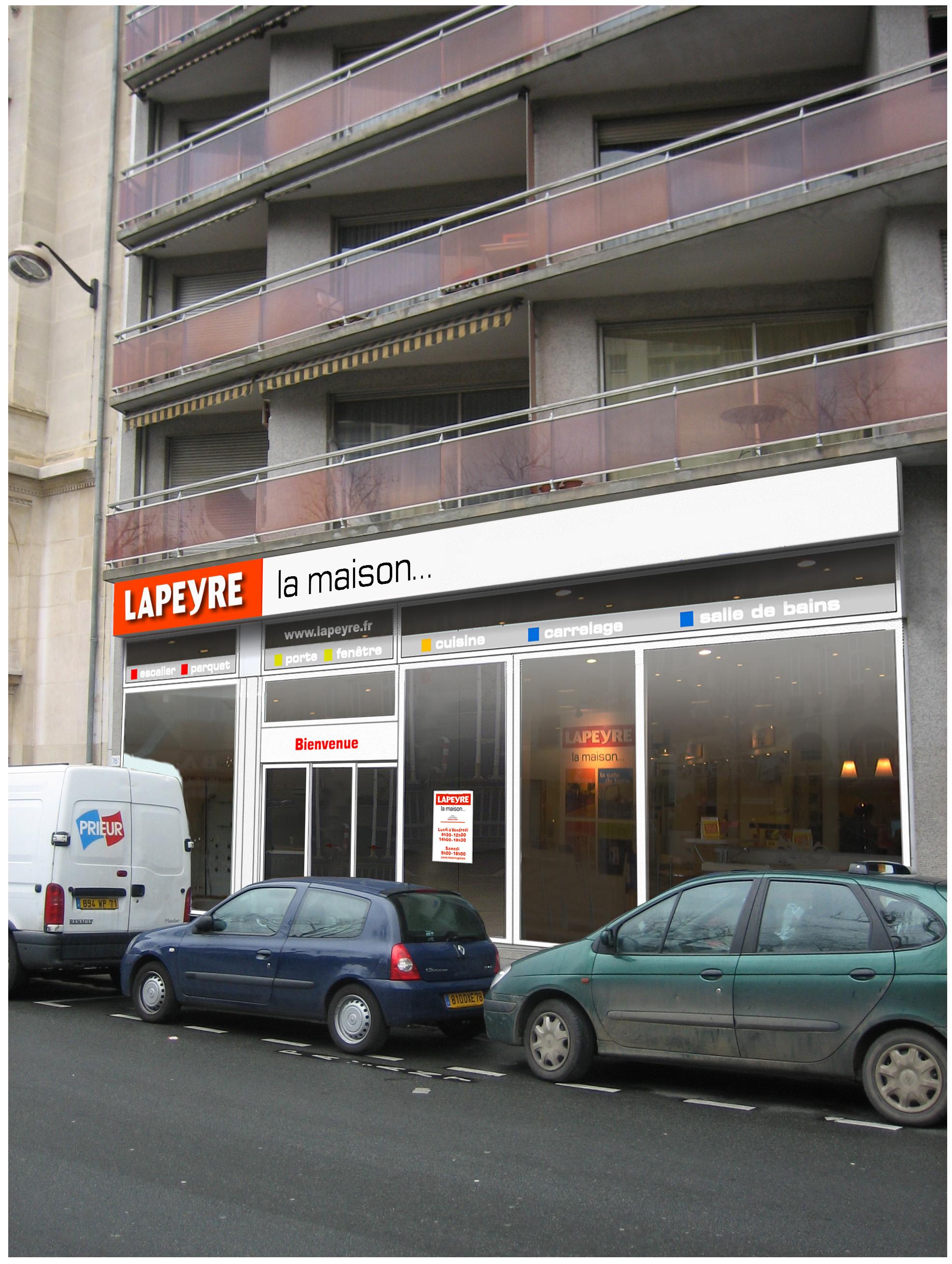 ERP Lapeyre Paris