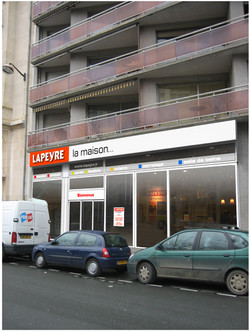 ERP Lapeyre Paris