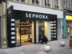 ERP Sephora Boulogne