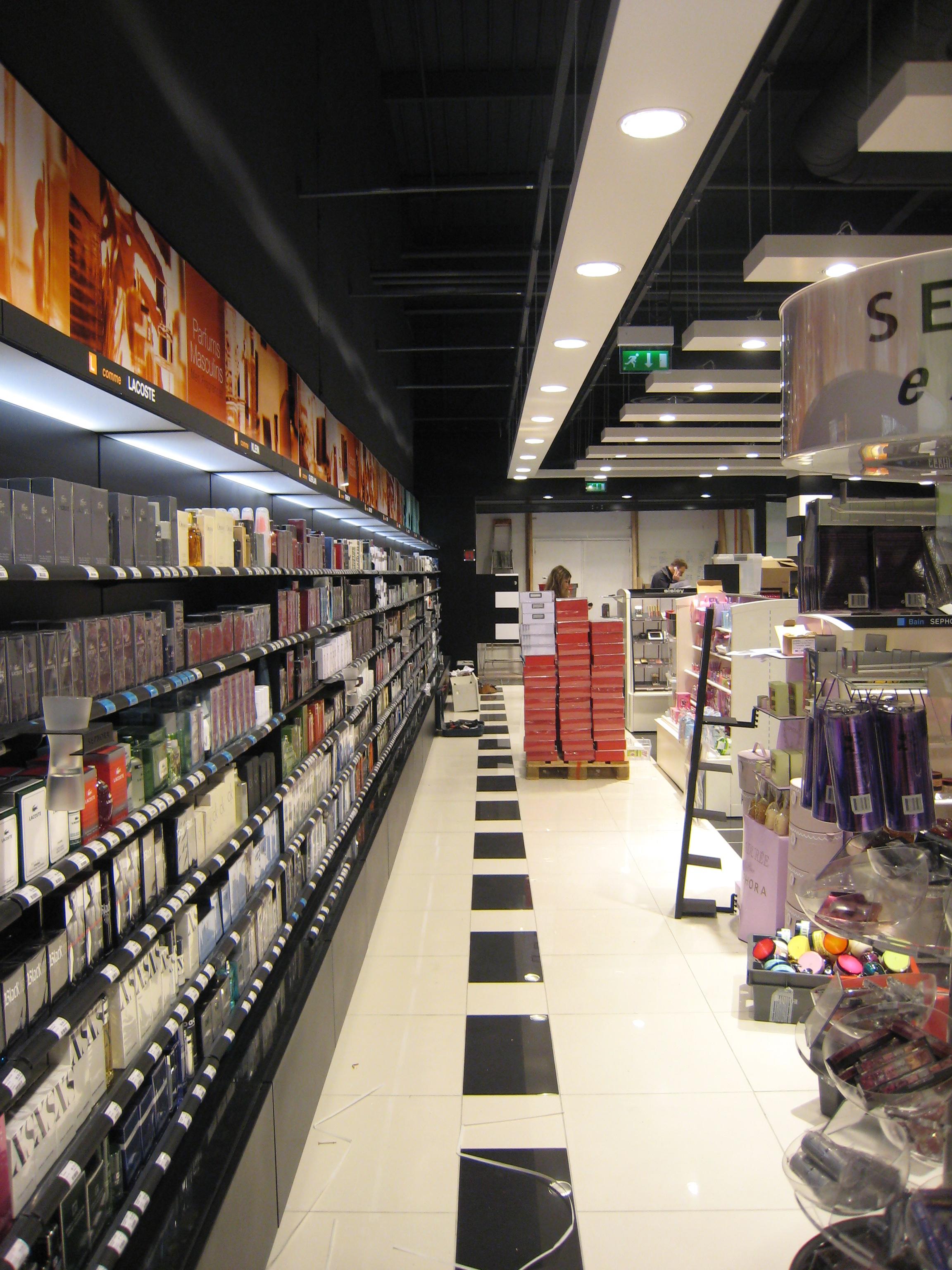 ERP Sephora Angers