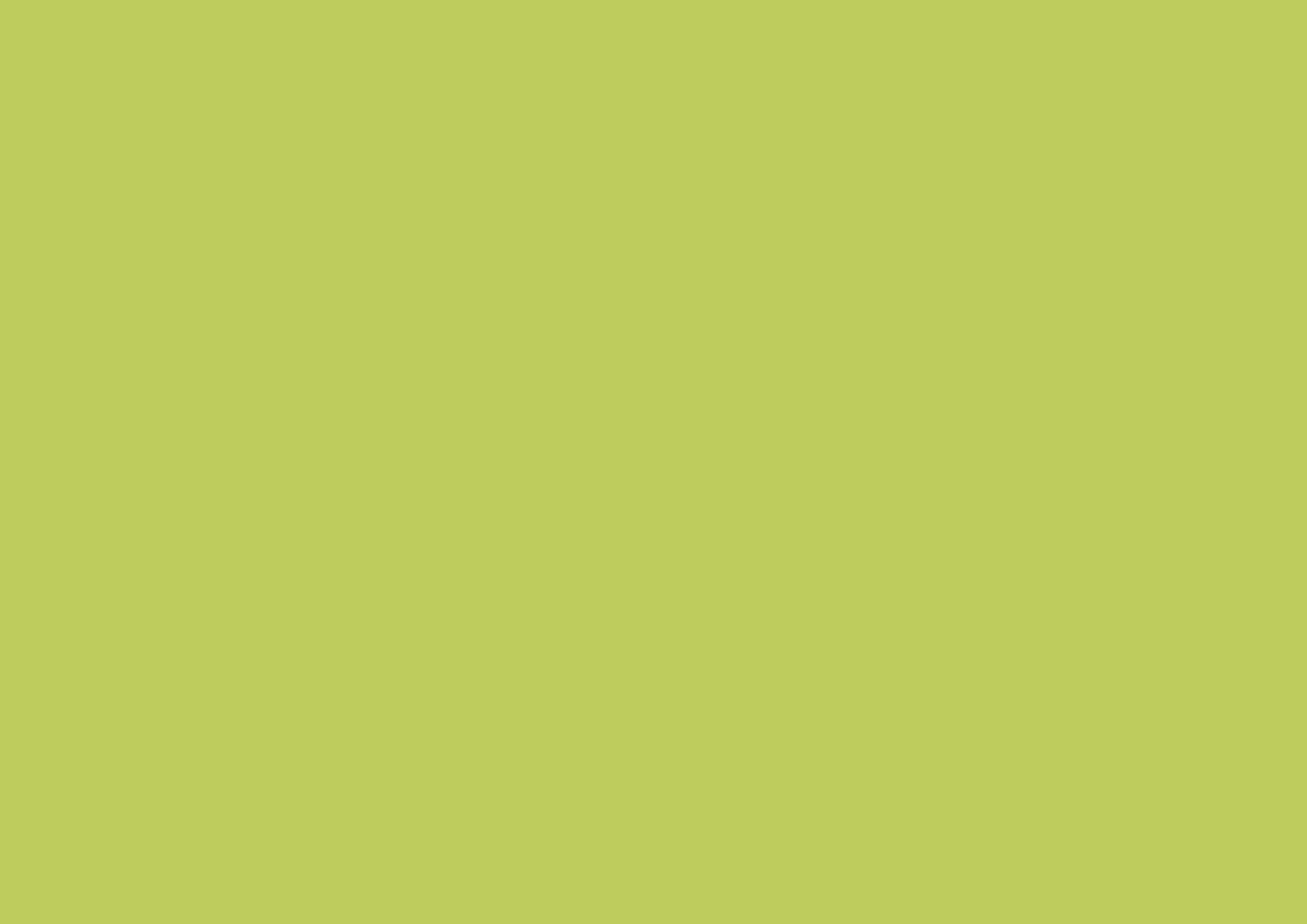 Un peu plus de vert