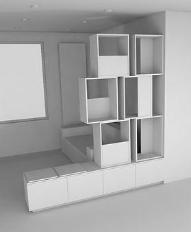 MAAKBURO Maatmeubel meubel op maat