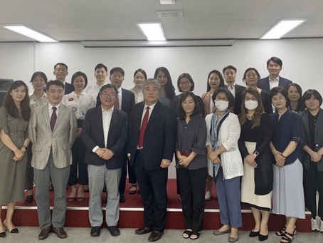 Third NWG Meeting in South Korea