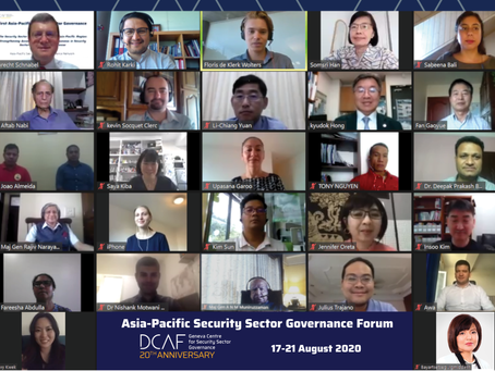 First Asia-Pacific SSG Forum