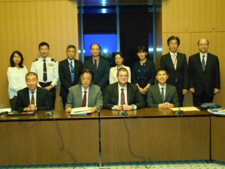 First National Working Group meeting in Japan