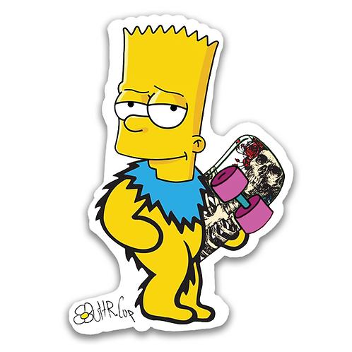 Bartha Sticker