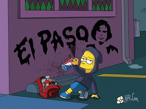 El Paso Sticker (2pk)