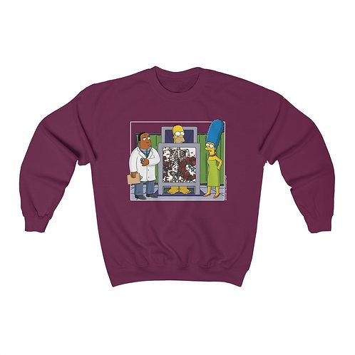 Dead Inside Crewneck Sweatshirt
