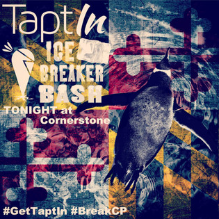 TaptIn UMD Party Flyer