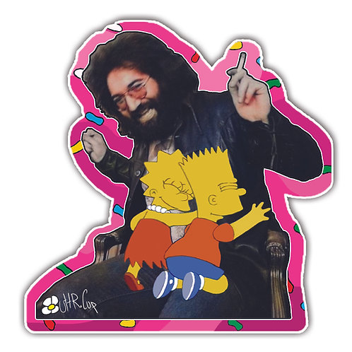 Jerry's Kids Sticker