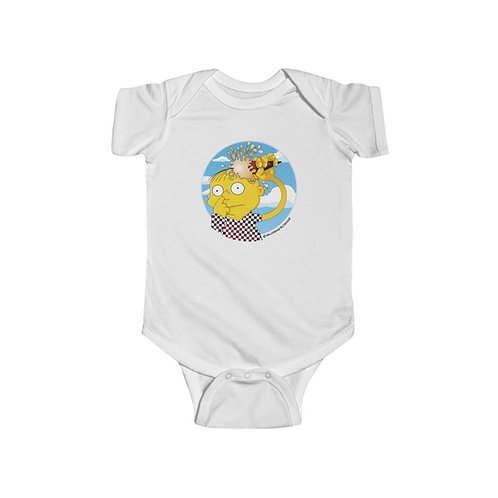 Ralphie '72 Infant Jersey Bodysuit